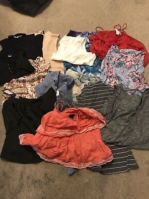womens clothes size 8-10 bundle