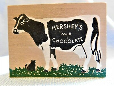 Cat's Meow 1992 Hershey's Chocolate Milk Cow