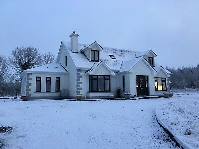 10 year old 4 bed farmhouse in 9 acres of land in ireland swap px uk property