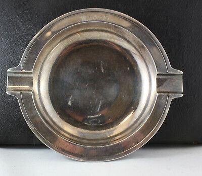 Tiffany & Co. Sterling Silver Ashtray