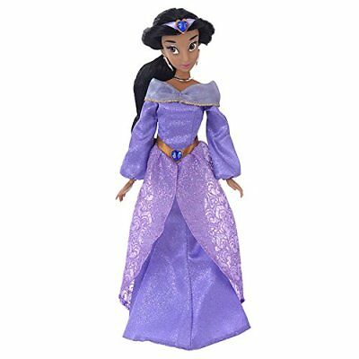 New Disney Store Japan Singing Doll Jasmine From Japan F/S