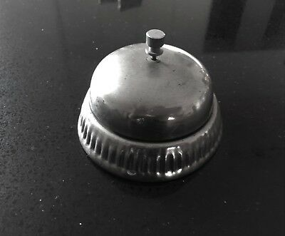 Shop Counter Call Bell Vintage Mechanical Winds Up