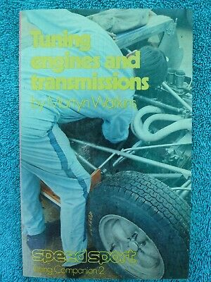 Tuning Engines and Transmissions by Watkins