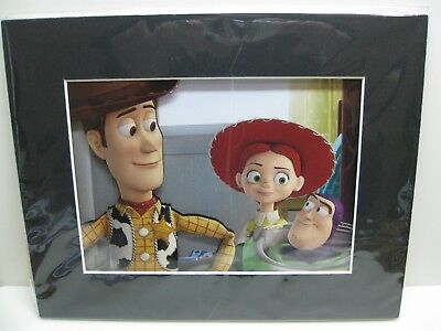 The Art of Disney Theme Parks Pixar Toy Story Laser Cel Print - Matted 10x8