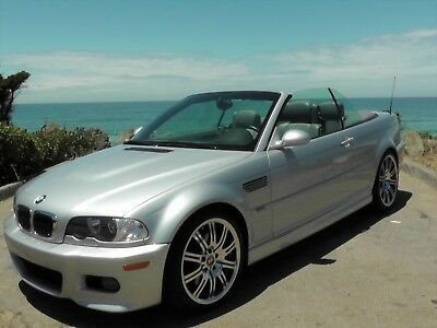 2002 BMW M3 Convertible 2002 BMW M3 Convertible, 6 - Speed Manual, Fully Loaded Mint Condition