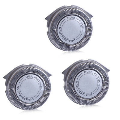 3pcs Razor Shaver Head Blade Replacement For Phillps Norelco HQ8 HQ7320 7260XL
