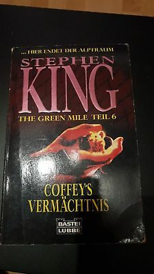 Stephen King - The Green Mile Teil 6