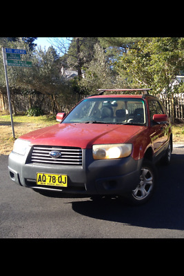 2005 Subaru Forester. ABS Light ON plus other issues.