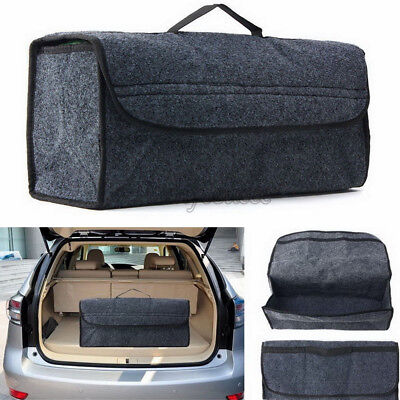 Auto Car Seat Back Rear Travel Storage Organizer Holder Interior Bag Hanger Gray