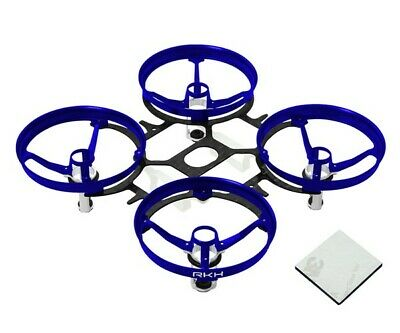 Rakonheli IDTX980-B Alu/Carbon-Upgrade Set Inductrix (blau) BLH8780 BLH8700