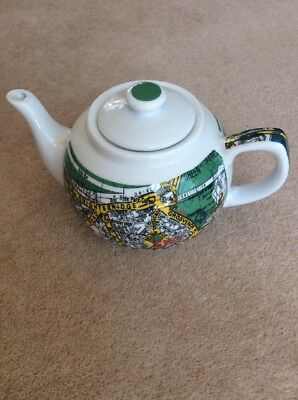 Honesty Paul Cardew Design Signed Limited Edition Collectable Teapot Tea Shop Counter China & Dinnerware Cardew