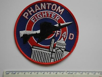 USAF Patch 121st TFS DC ANG F4D