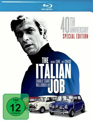 The Italian Job - Charlie staubt Millionen ab (40th Anniversary Special Edition)