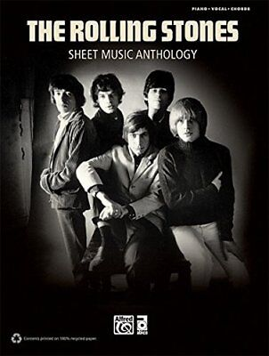 Rolling stones anthology guitar tab sheet music book 2695 picclick rolling stones sheet music anthology pianovocalchords fandeluxe Images