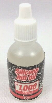 Hpi Racing Z181 Silicone Diff Oil 1000 30Cc Shock & Differential Oils