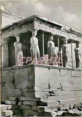 CPM Athens The South Hall of Erechtheion The Coryatides