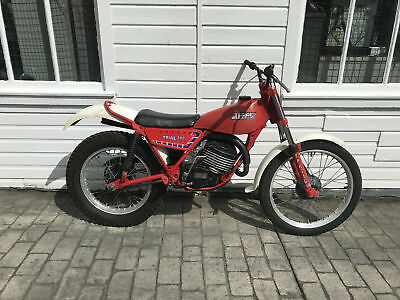 Fantic 200 Twinshock Trials Bike Lovely Condition