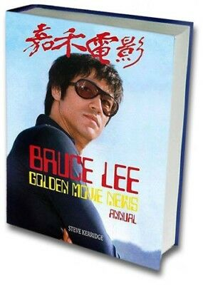 Black Fridaysale!!!! – Bruce Lee Golden Movie News Book By Steve Kerridge