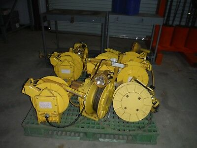 Electric and Air Hose Reels
