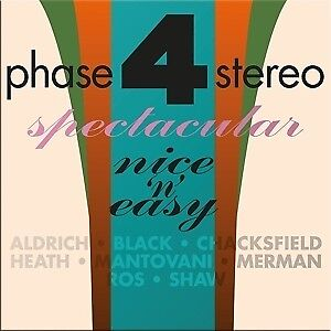 Phase 4 Stereo Spectacular (Ltd.Edition) - VARIOUS [40x CD]