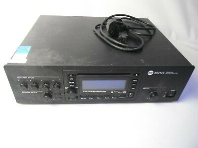 RFC Receiver Amplifier ES3160 CD/USB MP3 - USED - ONLY £220