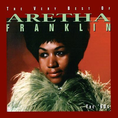 Aretha Franklin Very Best Of 60's Vol 1 16 Track CD Album Respect Greatest Hits