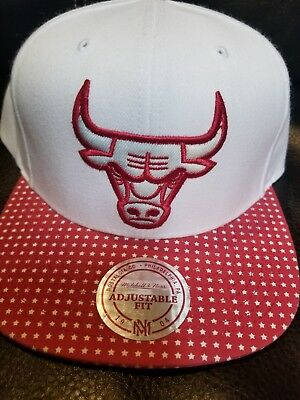 promo code 1b018 d9170 ... where to buy chicago bulls mitchell ness nba stars and wash snapback cap  3308f 1ab3d