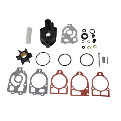 Water Pump Impeller Rebuild Kit Tool for Mercruiser 46-96148A8 46-96148Q8