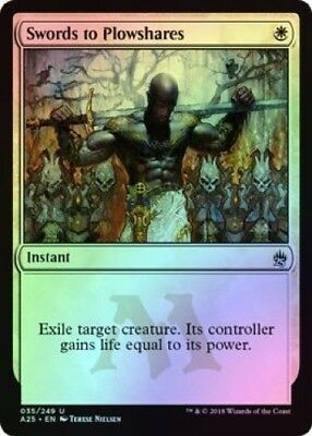 Swords to Plowshares (035/249) - Masters 25 - Uncommon (Foil)
