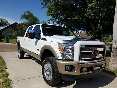 2013 Ford F-250  2013 King Ranch f-250 Truck