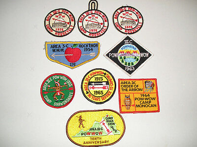boy scout patches area 3 c www