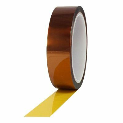 4 Rolls Heat Resistant Tape for 3d Sublimation Heat Press 10mm Thermal Tape P1O5