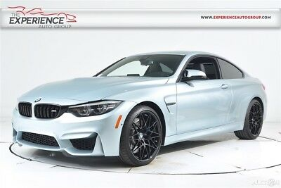 BMW M4  2018 Used Turbo 3L I6 24V Automatic RWD Coupe Premium