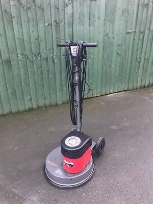 "15"" Victor Europa High Speed  Reconditioned Floor Polisher With Driveboard"