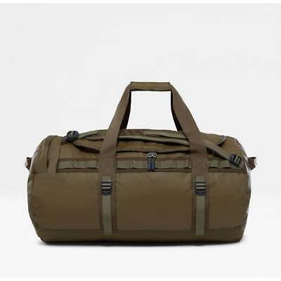 The North Face Base Camp Duffel Bag M 69l Beech Green/Burnt Olive Green