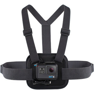 GoPro Chesty (Chest Harness) AGCHM-001 for All GoPro HERO5 HERO6 Session HERO4