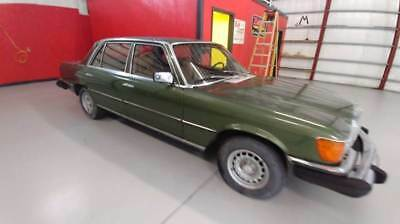 1979 Mercedes-Benz 400-Series 450 SEL AGE GREEN Mercedes-Benz 450-Class with 121,449 Miles available now!