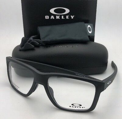 OAKLEY Eyeglasses MAINLINK MNP OX8128-0157 56-17 Black Interchangeable Nose Pads