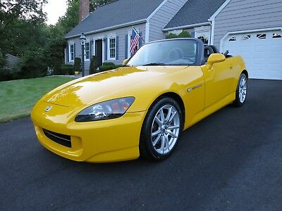 2005 Honda S2000 Convertible 2005 Honda S2000, Only 42,500 Miles, Stunning Condition