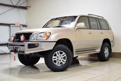 LX LIFTED 4X4 ARB 2002 Lexus LX 470 4WD NEW TIMING BELT & OLD MAN EMU NEW LIFT MUST SEE