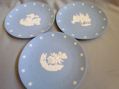 Wedgwood American Independence Plates