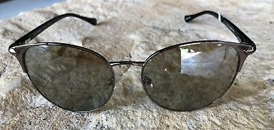 NWT VERA BRADLEY Sunglasses Silver MASIE with HAVANA ROSE Brand New with Tags