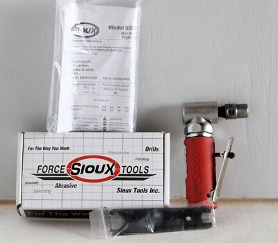 """Sioux Model 5055 A 1/4"""" Angle Grinder"""