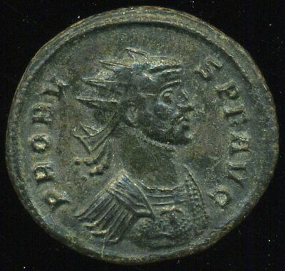 Roman Empire - PROBUS (276-282) Billon antoninianus, 3,94 g. FINE / VERY FINE