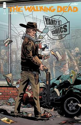 Walking Dead #1 15th Anniversary Yancy Street Comics Variant Cover Pre-Sale