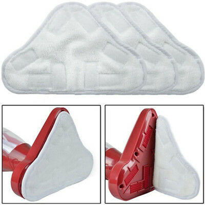 Replacement Fits H2O x5 Floor Steam Cleaning Cleaner Mop Cloth Pads Washable