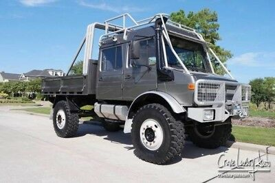 Mercedes Benz Unimog Diesel Crave Luxury Auto 281-651-2101