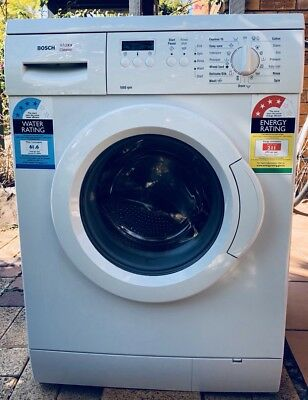 Bosch 6.5kg front load Washing Machine in great condition with 90 days warranty