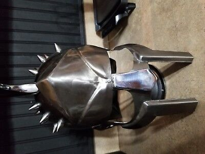 spartan Collectible Roman Medieval Armor Helmet without stand