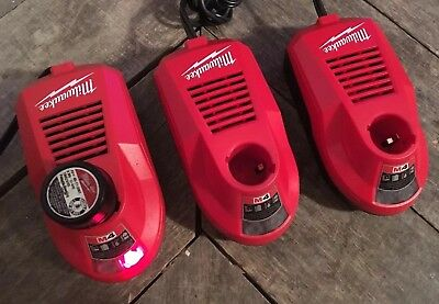 Milwaukee M4 Charger